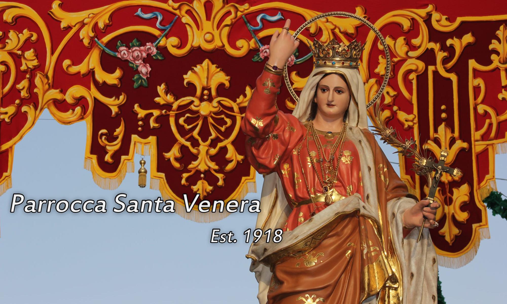 Parrocca Santa Venera Est. 1918